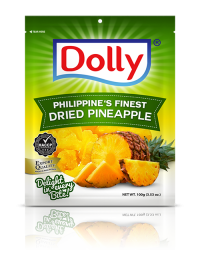 Dried Pineapple (100g)