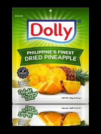 Dried Pineapple (100g)