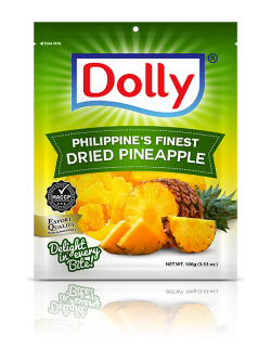 Dried Pineapple - 100g