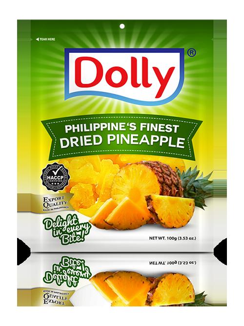 Dried Pineapple - 100g