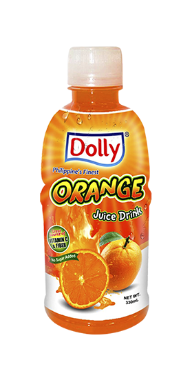 Dolly Orange Juice - 330mL