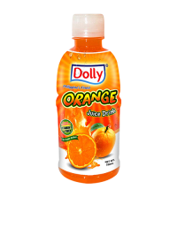 Orange Juice Drink (330mL)
